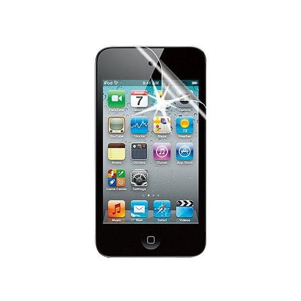 iPod touch 第4世代 (1枚入) ノングレア液晶保護フィルム 反射防止 防指紋 ASDEC アスデック NF-IPD02|mobilefilm