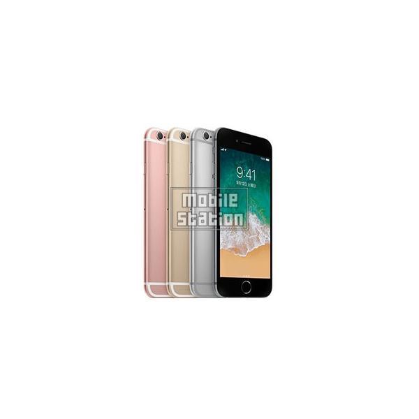 iPhone6S 32GB ローズゴールド (MN122J) auの画像