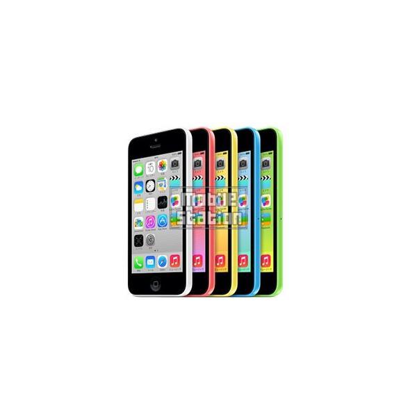iPhone5C 32GB グリーン (MF152J/A) docomoの画像