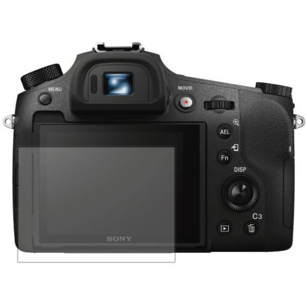【高硬度9Hアンチグレアタイプ】液晶保護フィルム<br> SONY デジタルカメラ Cyber-shot DSC-RX10M3 用 ★ポスト投函は送料無料!