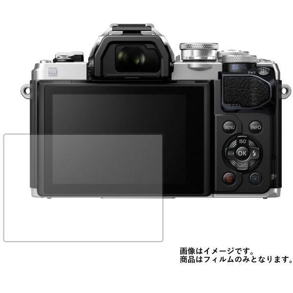 OLYMPUS OM-D E-M10 Mark III 用 反射防止 液晶保護フィルム ポスト投函は送料無料