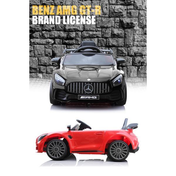 乗用玩具  ★完成車で配送★ 乗用ラジコン BENZ GT-R AMG ベンツ ライセンス ペダルとプロポで操作可能な電動ラジコンカー 電動乗用玩具 乗用ラジコンカー|mobimax2|04