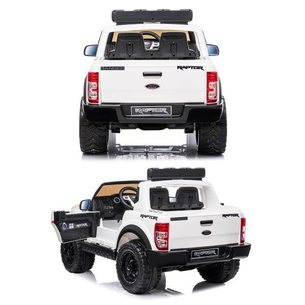 乗用玩具 乗用ラジコン FORD RAPTOR フォード ラプター 二人乗り可能 Wモーター 乗用ラジコンカー 電動乗用玩具  [ラジコン フォード ラプター] mobimax2 15