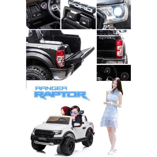 乗用玩具 乗用ラジコン FORD RAPTOR フォード ラプター 二人乗り可能 Wモーター 乗用ラジコンカー 電動乗用玩具  [ラジコン フォード ラプター] mobimax2 04