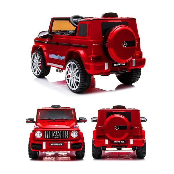 乗用玩具 乗用ラジコン BENZ G63 AMG Large Size メルセデスベンツ Gクラス ライセンス 乗用ラジコンカー 電動ラジコン 乗用ラジコンカー BBH-0003 mobimax2 18