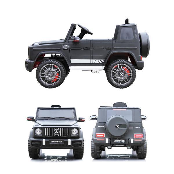 乗用玩具 乗用ラジコン BENZ G63 AMG Large Size メルセデスベンツ Gクラス ライセンス 乗用ラジコンカー 電動ラジコン 乗用ラジコンカー BBH-0003 mobimax2 20