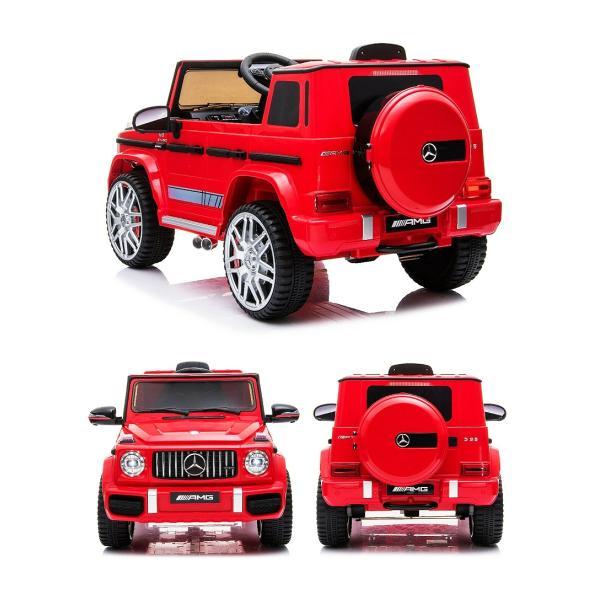乗用玩具 完成車で配送★乗用ラジコン BENZ G63 AMG Small メルセデスベンツ Gクラス ライセンス 乗用ラジコンカー 電動ラジコン 乗用ラジコンカー BBH-0002 mobimax2 18
