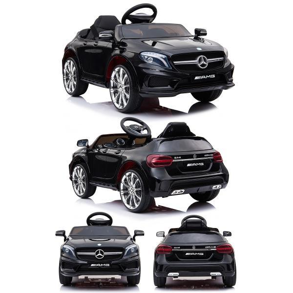 乗用玩具 乗用ラジコン BENZ GLA45 AMG ベンツ ライセンス ペダルとプロポで操作可能な電動ラジコンカー 電動乗用玩具 乗用ラジコンカー|mobimax2|19