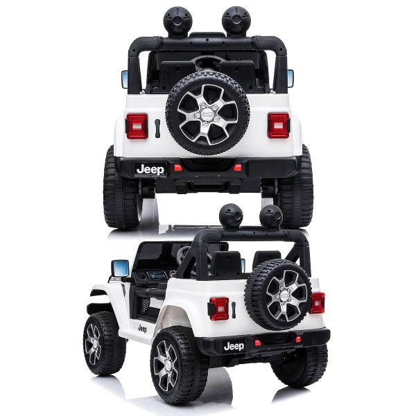 乗用玩具 乗用ラジコン JEEP ラングラー ルビコン ジープ正規ライセンス ペダルとプロポで操作可能な電動ラジコンカー 乗用ラジコンカー 電動乗用玩具|mobimax2|16
