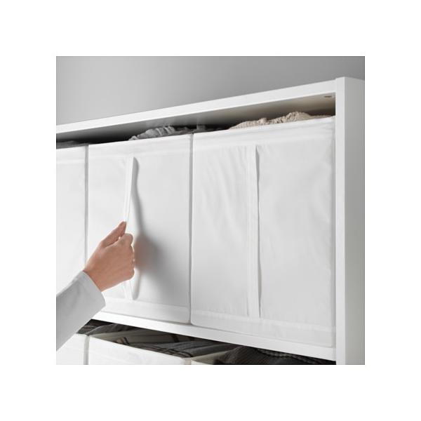 IKEA・イケア 衣類収納・収納ボックス SKUBB(スクッブ) ボックス, ホワイト/3ピース (101.863.90) moblife 02