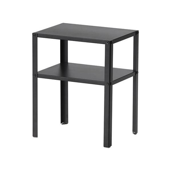 IKEAイケアKNARREVIKベッドサイドテーブル,ブラック(403.867.31)