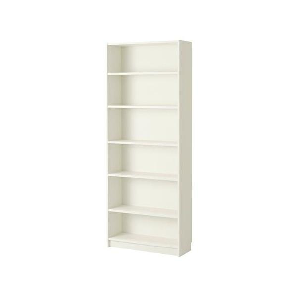 IKEA・本棚 イケア・書棚 BILLY (ビリー)  ホワイト  (103.515.68)