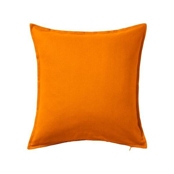 IKEA・イケア クッション GURLIクッションカバー, オレンジ(902.811.47)