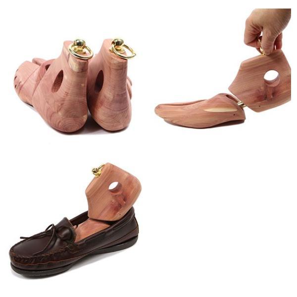 シューキーパー 木製 メンズ ブーツ シダー シューツリー 最高級 ミレニアム MILLENNIUM メンズ ブーツ 幅広 アロマティックシダー 定番 防カビ 防虫