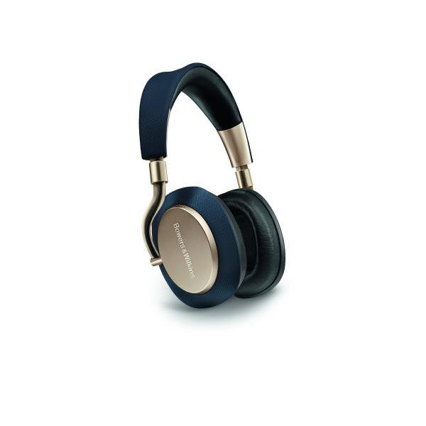Bowers & Wilkins PX ワイヤレスノイズキャンセリングヘッドホン Bluetooth/aptX HD/AAC対応 ソフトゴールド PX/G|mocotto