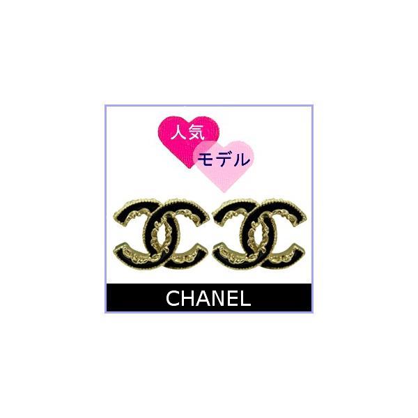5ee261a91116 シャネル CHANEL ピアス 新作 黒/ブラック ピアス A61453 /【Buyee ...