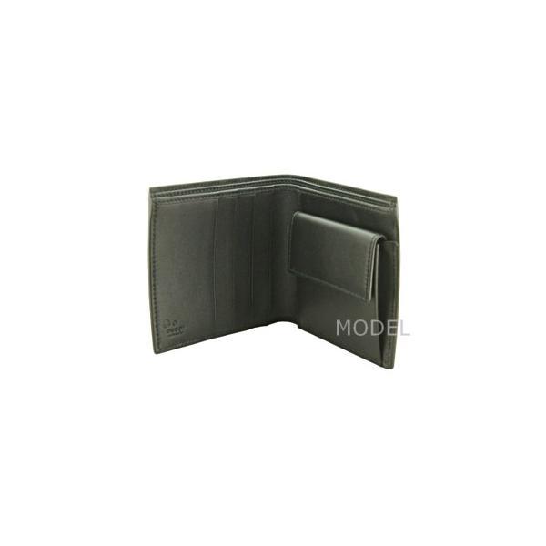 f4c5a46aa514 ... グッチ GUCCI 財布 メンズ 二つ折り財布 グッチシマ 黒/ブラック アウトレット 150413 ...