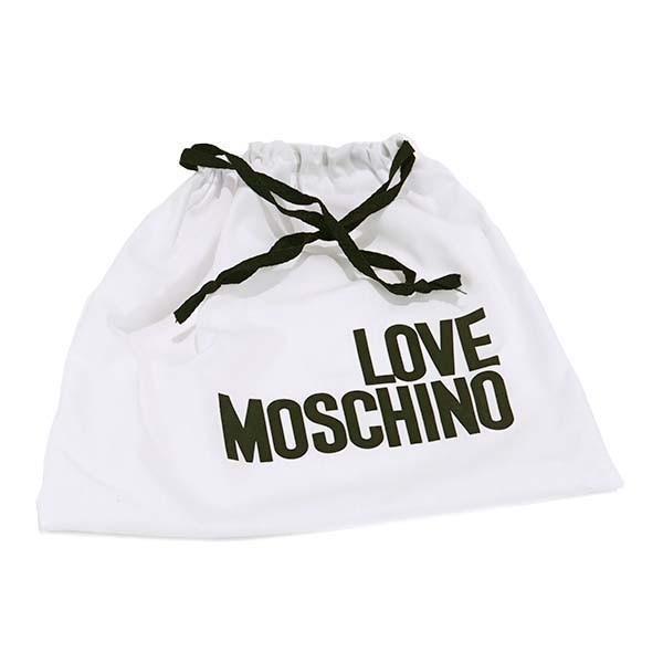 ≪期間限定セール≫LOVE MOSCHINO ラブモスキーノ JC4056 LOVE INTARSIA ナナメ BK 00A ブラック クロスボディ s1437-1-520-04-4056-0-15