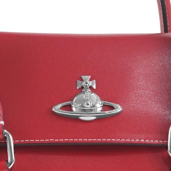 VIVIENNE WESTWOOD VWW 42020035 MATILDA ハンドバッグ RED レッド  s3305-1-405-85-4202-0-33
