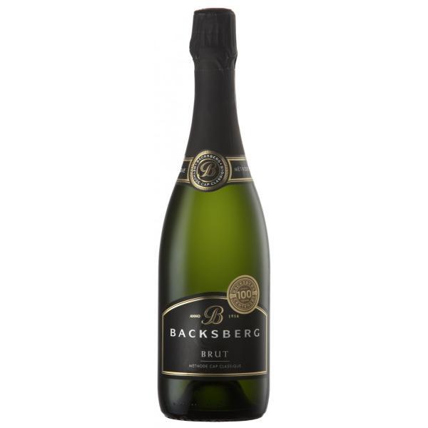 スパークリング ワイン バックスバーグ スパークリング ブリュット MCC 2015(南アフリカ) wine|moesfinewines