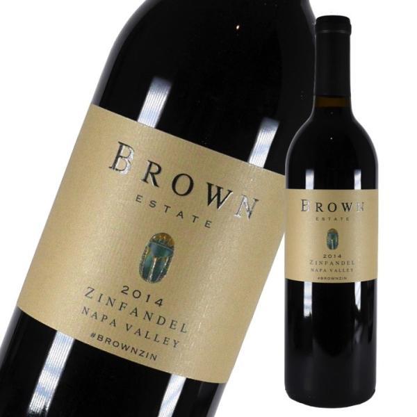 赤 ワイン ブラウン ジンファンデル 2015 (カリフォルニア) moesfinewines