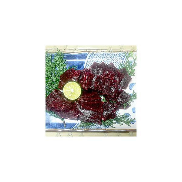【アレルギー・アトピーに優しい冷凍肉】くじら赤身 500g