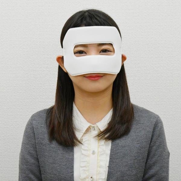 マイニンジャマスク VR体験用フェイスマスク 繰り返し使える・洗える|moguravrstore