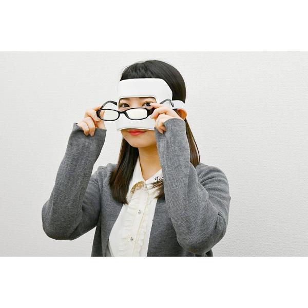 マイニンジャマスク VR体験用フェイスマスク 繰り返し使える・洗える|moguravrstore|07