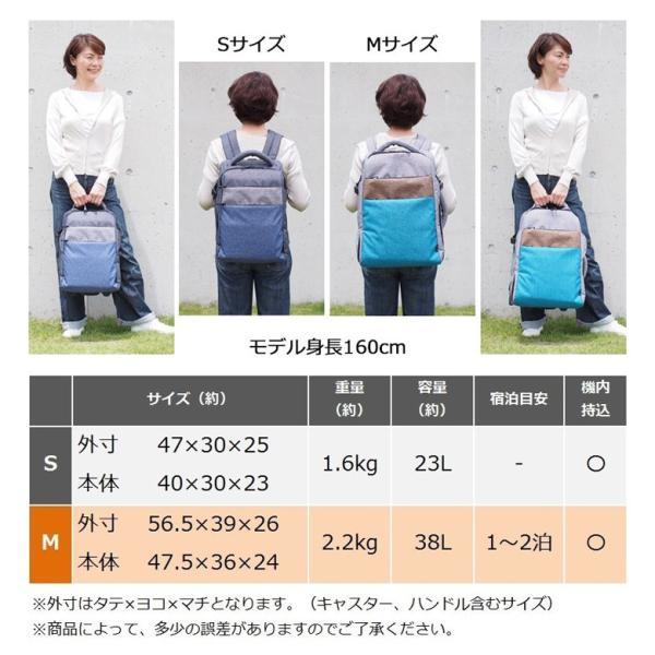 キャリーバッグ 機内持ち込み 軽量 スーツケース キャスター付き リュック ソフトキャリーバッグ ソフトスーツケース 防災 避難 非常用|moierg|08