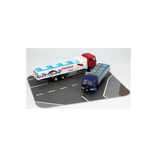 トミーテック ザ・トラックコレクション 魚運搬トラックセット B