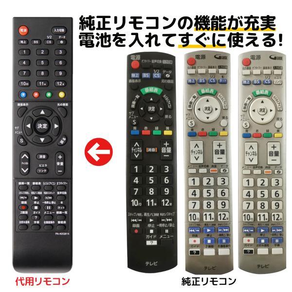パナソニックテレビリモコンビエラN2QAYB000814N2QAYB000721N2QAYB000720PanasonicVIE