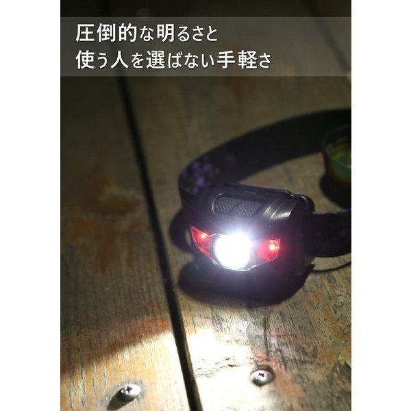 ヘッドライト 防水 登山 釣り キャンプ 防災 災害対策 LEDヘッドライト ヘッドランプ 懐中電灯 LEDヘッドライト 作業用ledヘッドライト DIY、工具|moko2|05