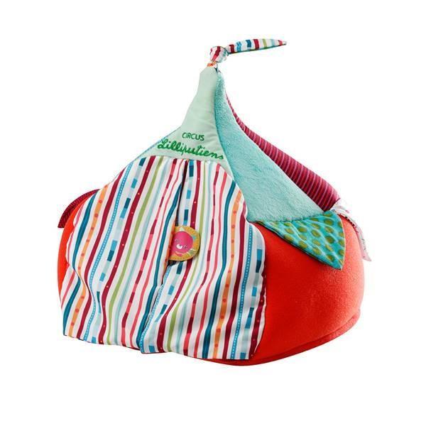 リリピュション サーカスハウス 布のおもちゃ 出産祝い 1歳 2歳 3歳 誕生日 プレゼント|mokuguru|04