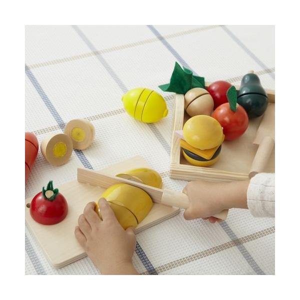 ままごといっぱいセット おままごと 木のおもちゃ 知育玩具 2歳 3歳 4歳 男 女 誕生日プレゼント|mokuguru|03