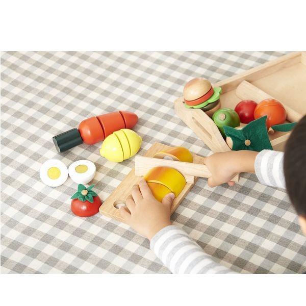 ままごといっぱいセット おままごと 木のおもちゃ 知育玩具 2歳 3歳 4歳 男 女 誕生日プレゼント|mokuguru|04