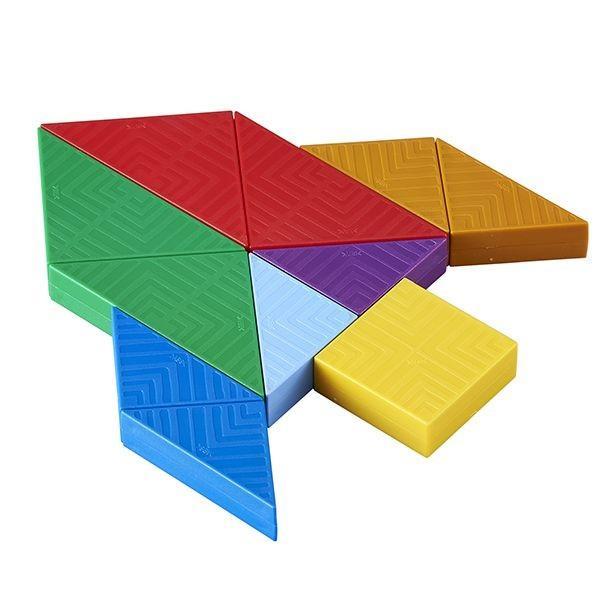 脳力タングラム パズル 知育玩具 3歳 4歳 5歳 誕生日 プレゼント|mokuguru|03