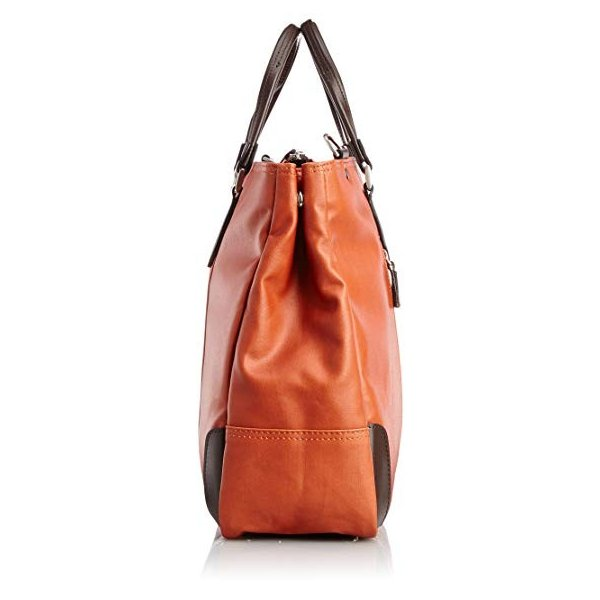 EVERWINエバウィン ビジネスバッグ 日本製 撥水加工 21598 オレンジ|mokus|03