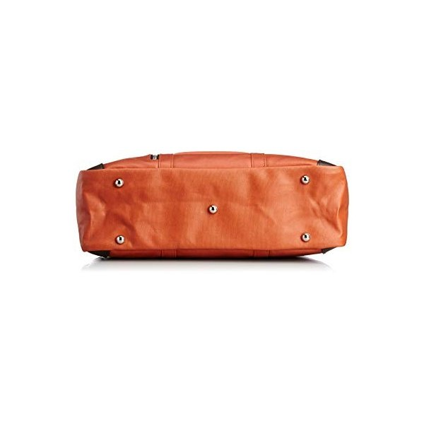 EVERWINエバウィン ビジネスバッグ 日本製 撥水加工 21598 オレンジ|mokus|04
