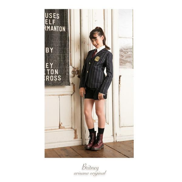 卒業式 スーツ 女の子 女子 145 150 160 165 卒業 女の子フォーマルスーツ ブリトニー 卒業式スーツ パンツスーツ ショーパン ジュニアスーツ 卒服 arisana|momi|10