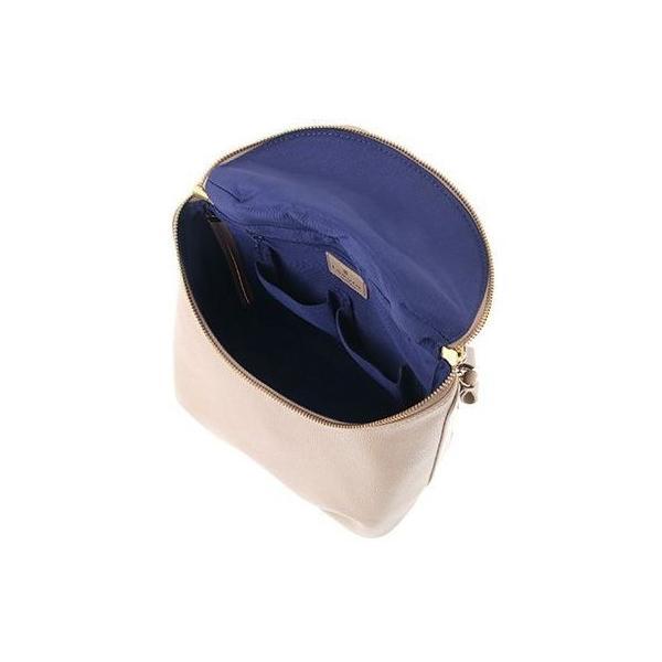 ランバンオンブルー バッグ リュック エミール グレー LANVIN en Bleu