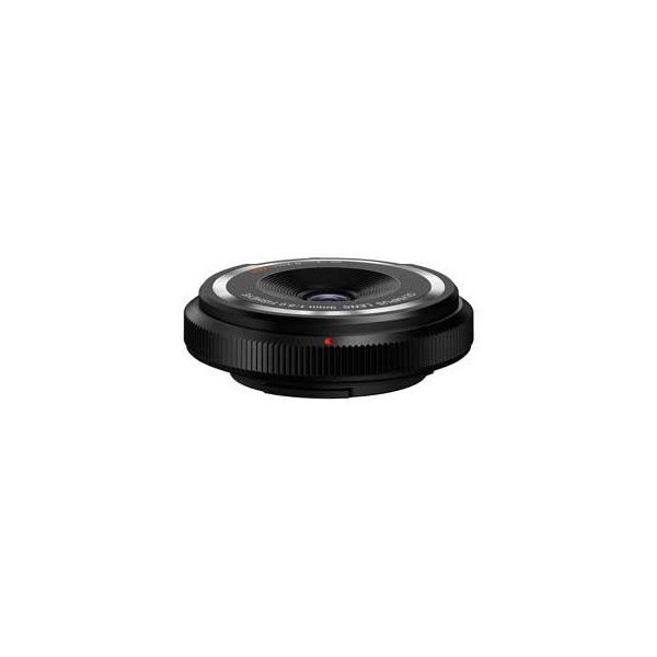OLYMPUS フィッシュアイボディーキャップレンズ ブラック BCL-0980BLK BCL0980BLK