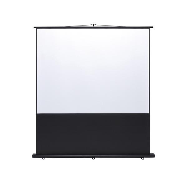 サンワサプライ プロジェクタースクリーン 床置き式 PRS-Y100K