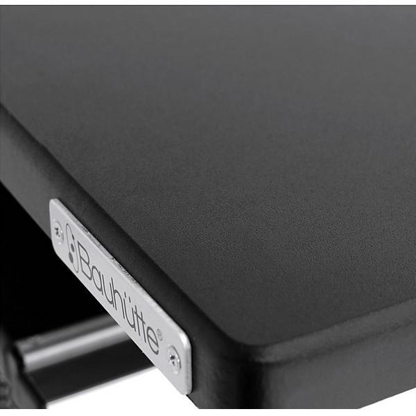 昇降式パソコンデスク BHD-1000M ブラック 代引き不可|momoda|06