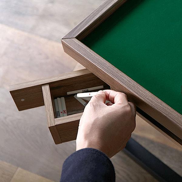 麻雀卓 モダンスタイル マージャン テーブル DDS490-BR ロースタイル コーヒーテーブル インテリア家具 テーブルゲーム 麻雀|momoda|10
