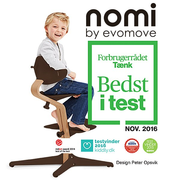 ノミ・ハイチェア エボムーブ Nomi Highchair evomove 赤ちゃん椅子 ベビーチェア ダイニング 子供椅子 子ども イス グローアップ|momoda