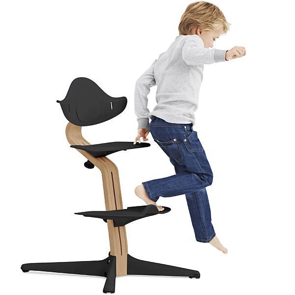ノミ・ハイチェア エボムーブ Nomi Highchair evomove 赤ちゃん椅子 ベビーチェア ダイニング 子供椅子 子ども イス グローアップ|momoda|02
