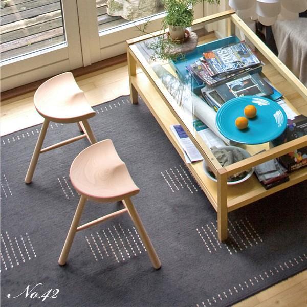 シューメーカーチェア スツールNo.49 無塗装 Shoemaker Werner 北欧 デンマーク ワーナー社|momoda|05