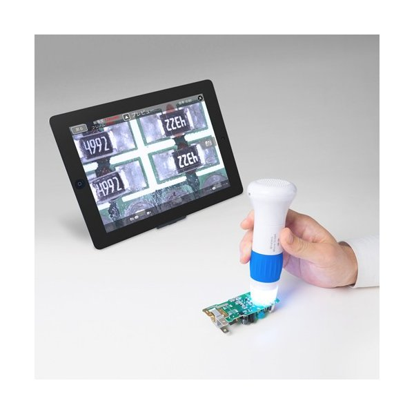 ミヨシ ワイヤレスデジタル顕微鏡 UK-04  UK-04