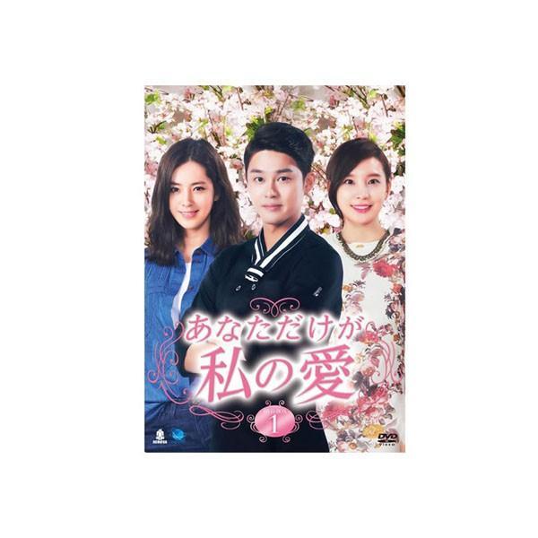 送料無料韓国ドラマ あなただけが私の愛 DVD-BOX1