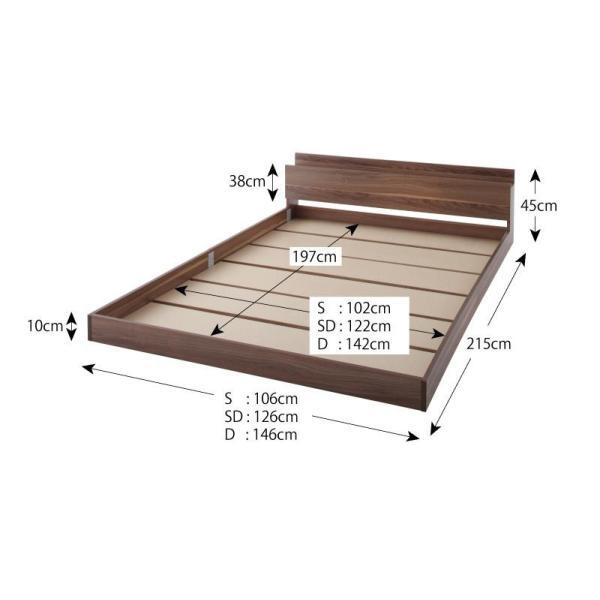 サイズ ダブル ベッド